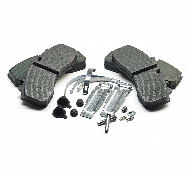 Air Disc Brake Pad Kits